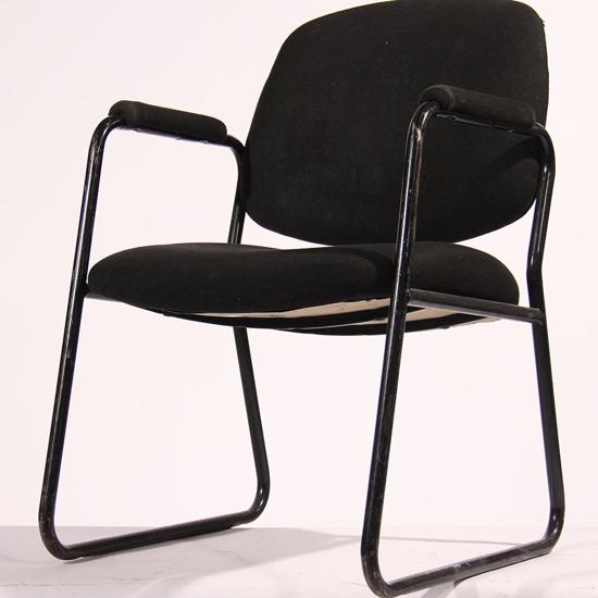 Image sur Chaise client rembourée