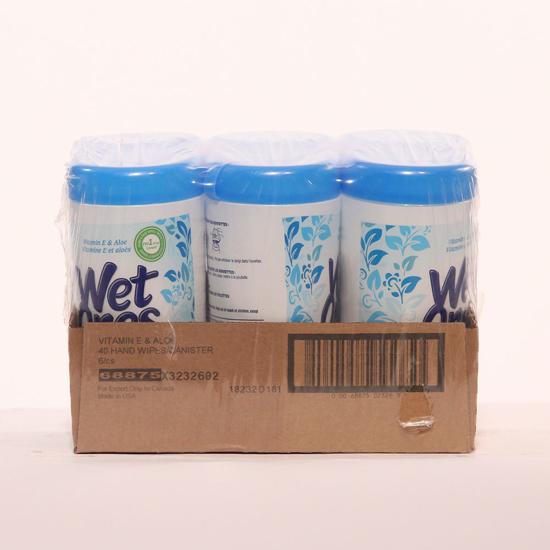 Image sur Wet ones paquet de 6